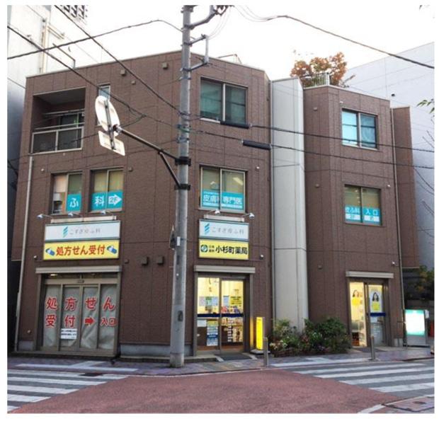 ベル・クレール武蔵小杉 2階